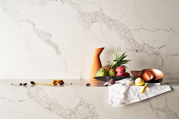 The New Statuario Maximus™ by Caesarstone