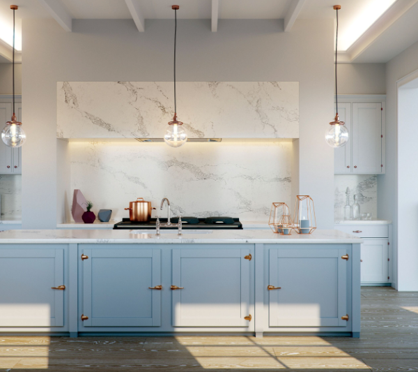 Islands Of Style For The Kitchen - Caesarstone Creates A Benchmark