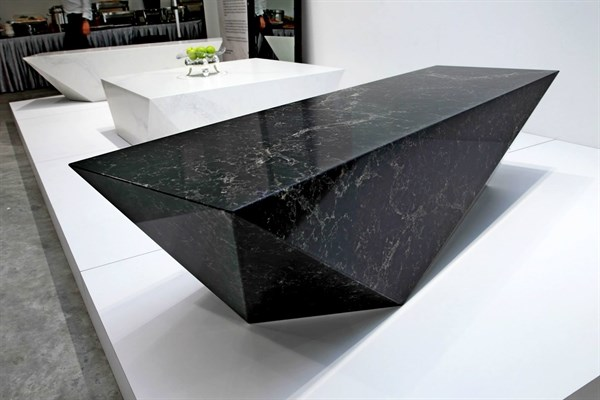 Caesarstone Arctic Benches by Cellini (1)