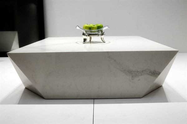 Caesarstone Arctic Benches by Cellini (2)