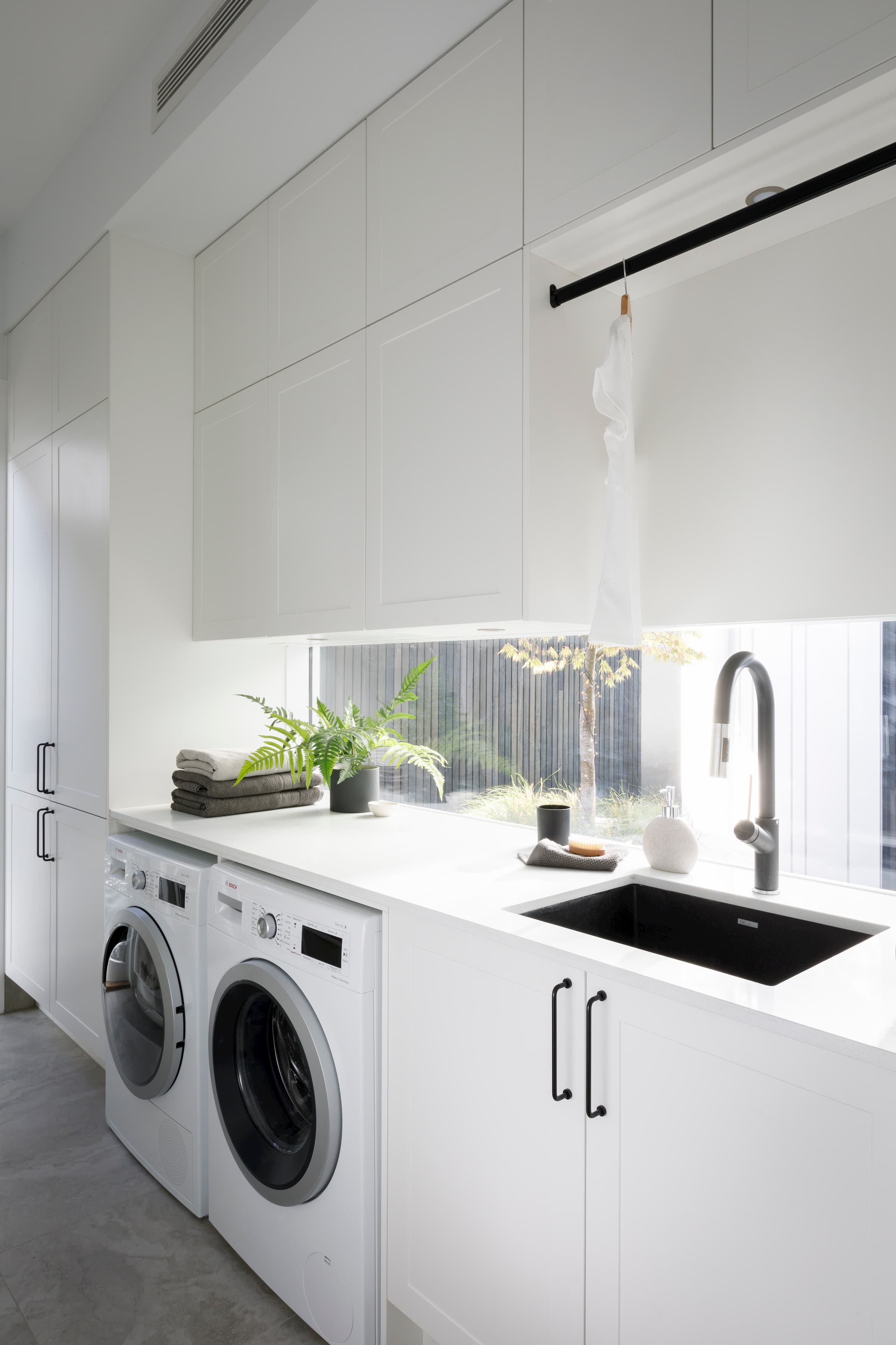 4 Ways To Create A Timeless Laundry